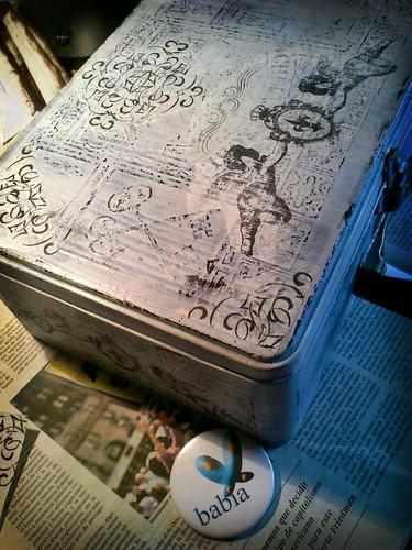 decorando mi caja de manualidades by alialba