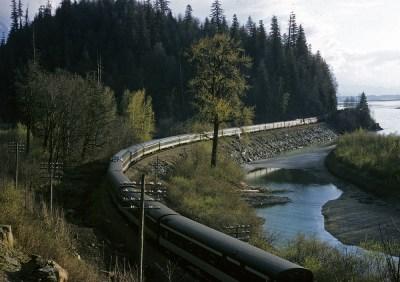 CN Panorama - Cheam View