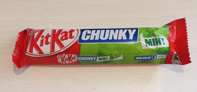 Kit Kat Chunky Mint