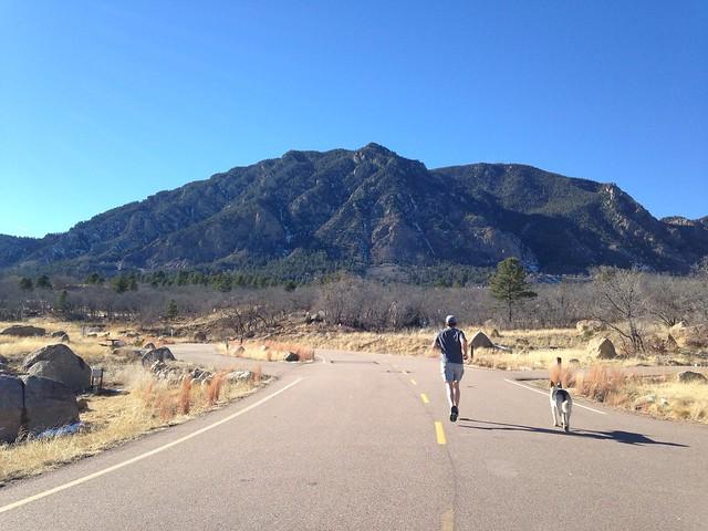 Cheyenne Mountain run