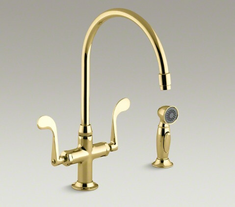 kitchen: holy sh!t just pick a faucet already |