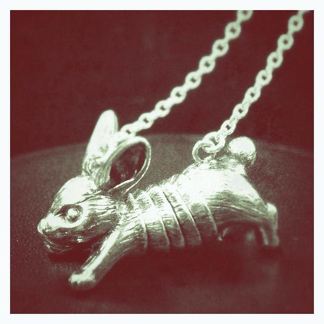 Rabbit Pendant by Luke Satoru