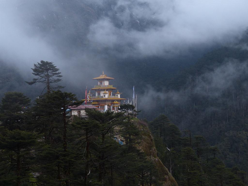 Taksang Gompa, Tawang, Arunachal Pradesh