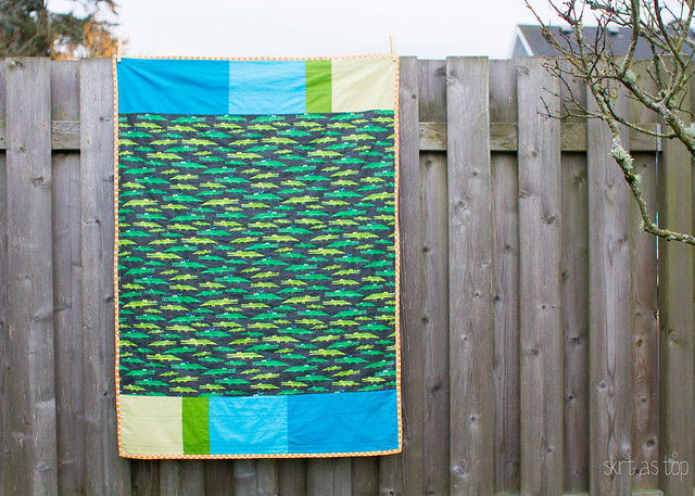 ed emberley alligator quilt