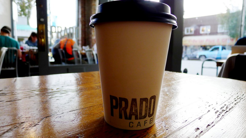 Prado Cafe Commercial Drive