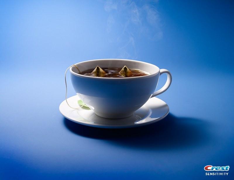 Crest Sensitivity - Tea