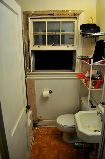 2012-01-29 Bathroom remodel before 01