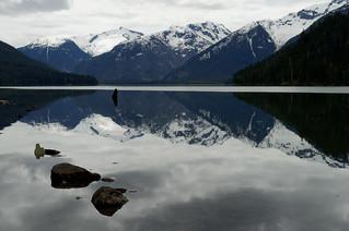 Cheakamus Lake, 26 May 2013