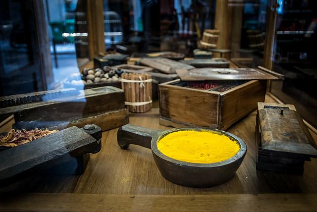 De geurige schatkamer vol specerijen van Epices Roellinger