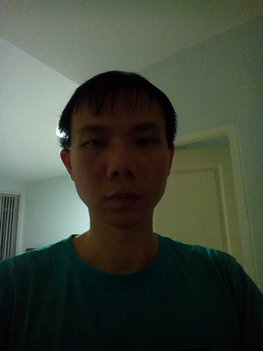 กล้องหน้าสภาพแสงน้อยมาก ด้วย i-mobile IQX3