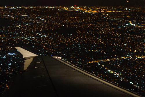 Metro Manila at Night