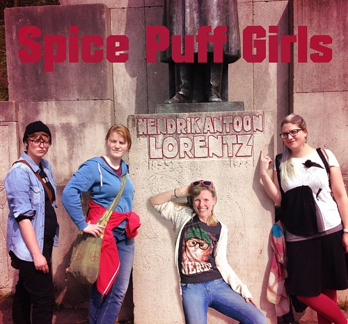 Spice Puff Girls