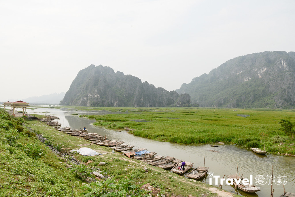 越南宁平游船 Van Long Nature Reserve (35)