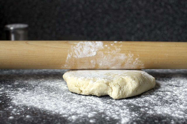 ready to roll buttery flaky pie dough