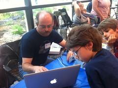 Ann Arbor Mini Maker Faire 2013