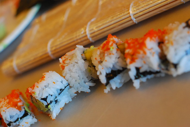 sushi class at southern season