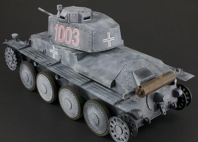 Pz.38(t) Whitewash