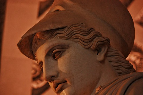 Pallas de Velletri, Louvre