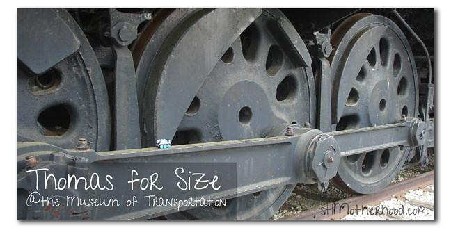 thomas for size