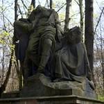 """Der verwundete Krieger"" im Berliner Tiergarten (2)"