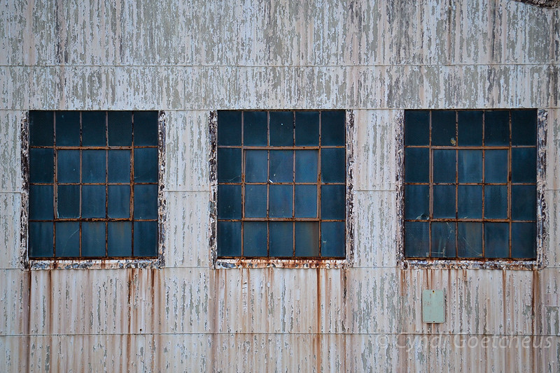 Fort Monroe windows