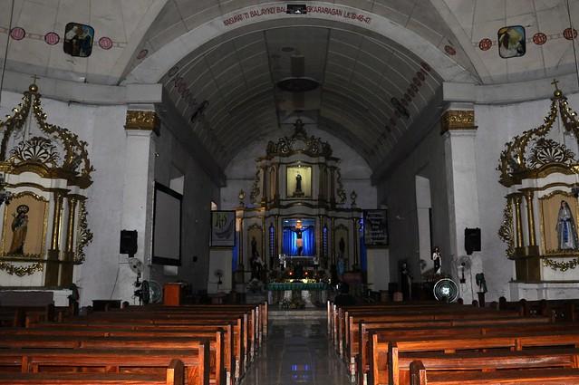 Sto. Cristo Milagroso Shrine - St. Nicholas of Tolentino Parish