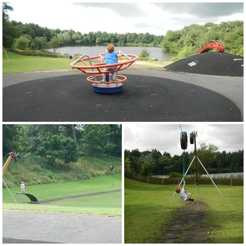Hermitage, playground