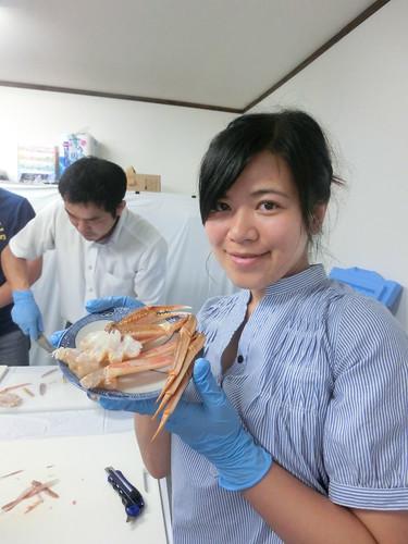 鳥取 カニ