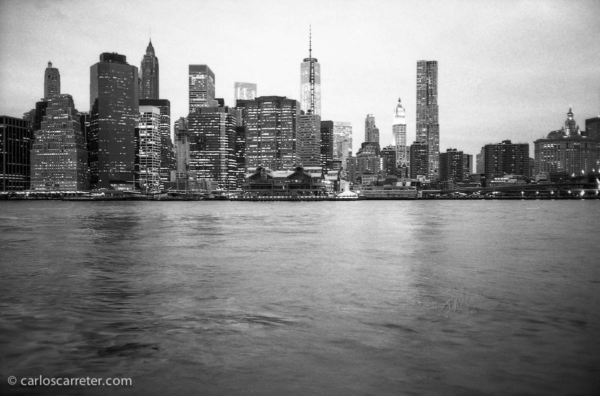 East River y Bajo Manhattan