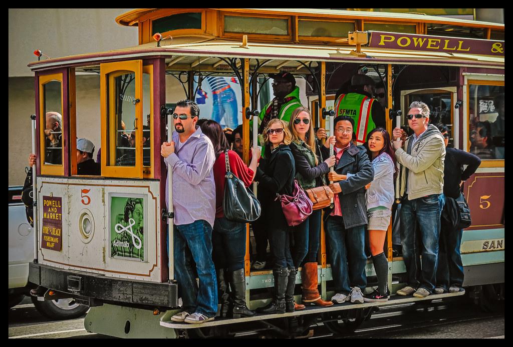 Easy Riders - San Francisco - 2014