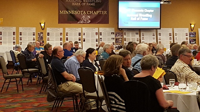 National Wrestling Hall of Fame, Minnesota Chapter Banquet