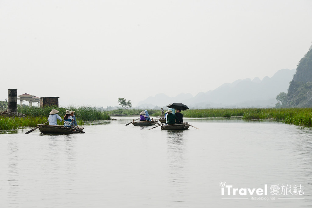 越南宁平游船 Van Long Nature Reserve (33)