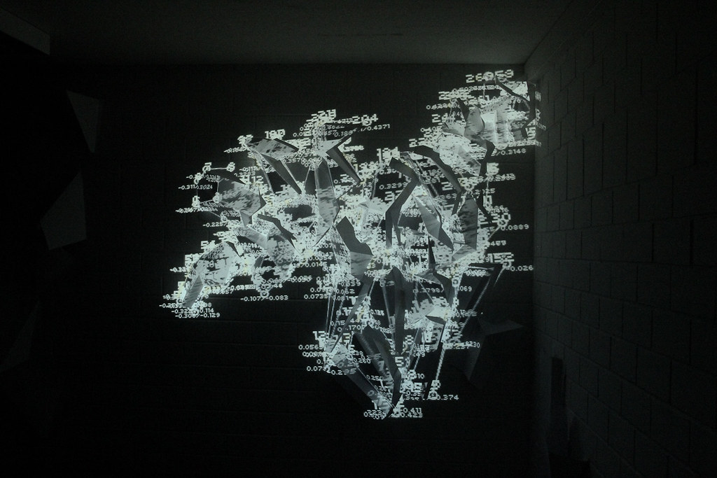 mayersun . pw_aL . interactive mixed media installation . munich . 2013