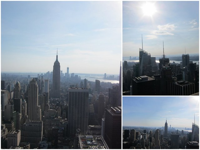 Top of the Rock - South view