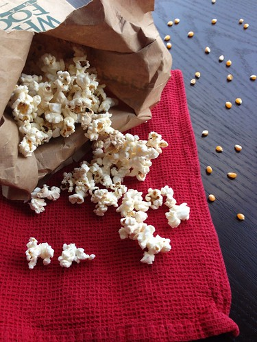 Microwave popcorn in twothirtyate.com