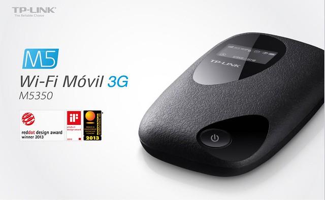 Wi Fi Mo?vil 3G - TP-LINK