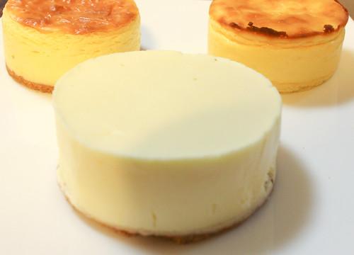 スイートオブオレゴンのチーズケーキ