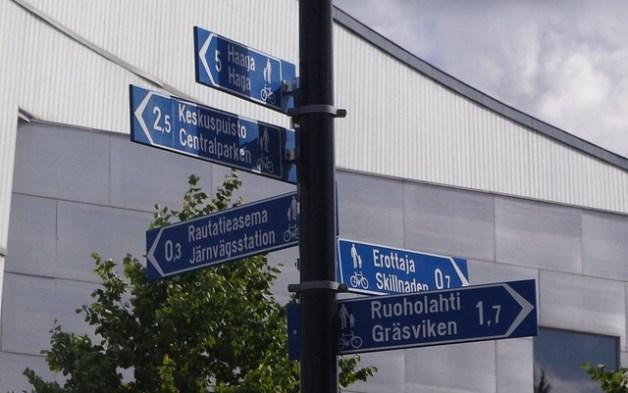 Helsinki August 2012