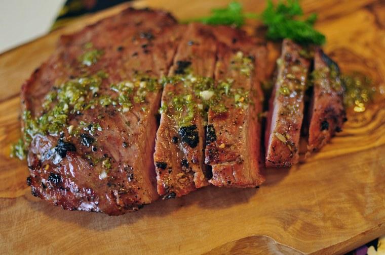 Steak Chimichurri 3
