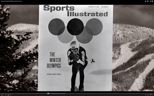 Buddy Werner on Sports Illustrated