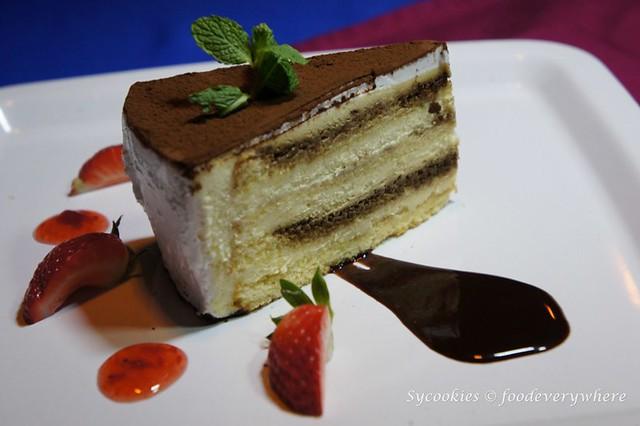 14.chulo -Chocolate Tiramisu RM 18.80