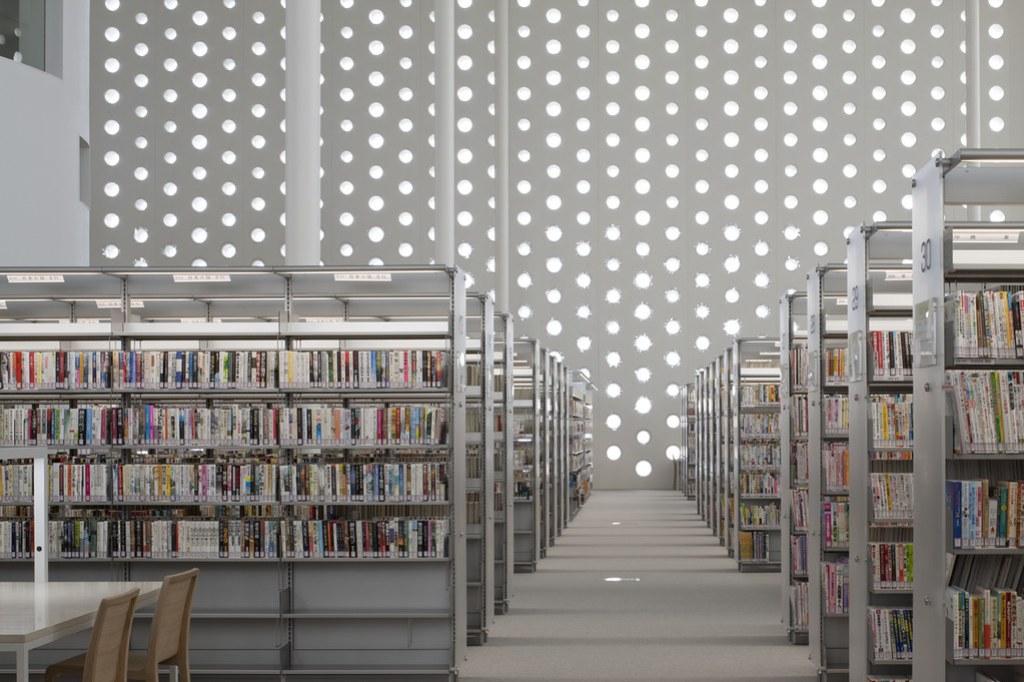 Coelacanth K&H Architects - Kanazawa Umimirai Library - Photo 15 - Photography by Satoshi Asakawa