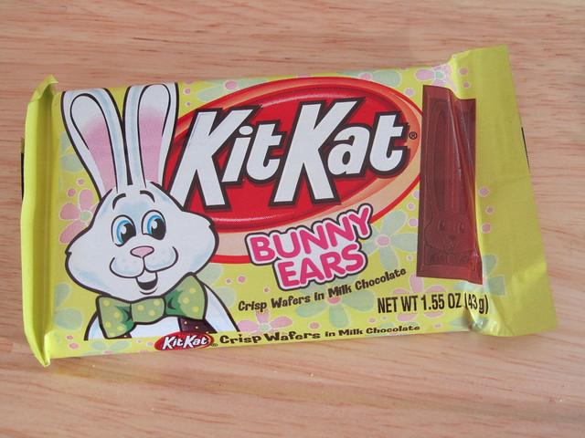Kit Kat Bunny Ears (America)