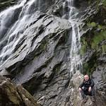 Irlanda, Condado de Wicklow, Powerscourt Waterfall 05