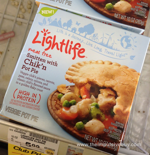 Lightlife Smitten with Chik'n Pot Pie