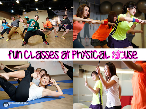 Physical Abuse Classes