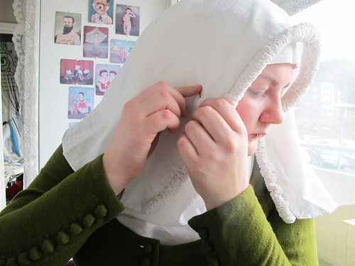 Wearing my veil - 27