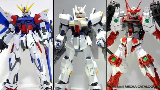 Gunpla Expo World Tour 2013 Japan - MG Gundam Build Fighters