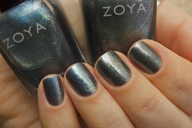 13 Zoya Cassedy vs Zoya Crystal