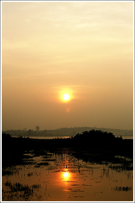Kabini Sunrise